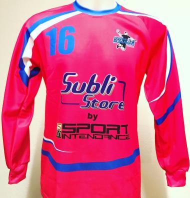 SWEAT GARDIEN HBCRomanais Handball