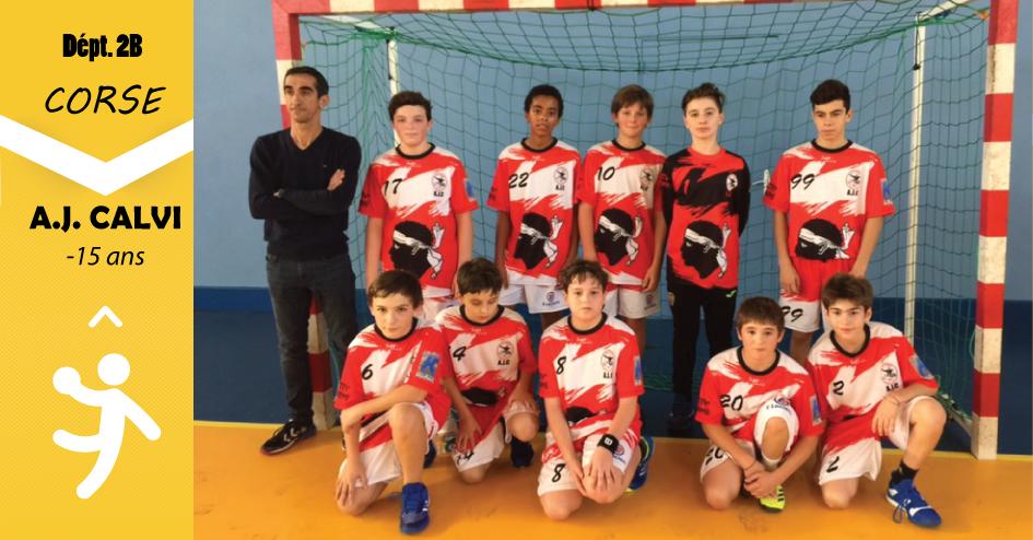AJ CALVI Handball